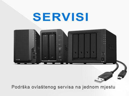 SERVIS IT OPREME