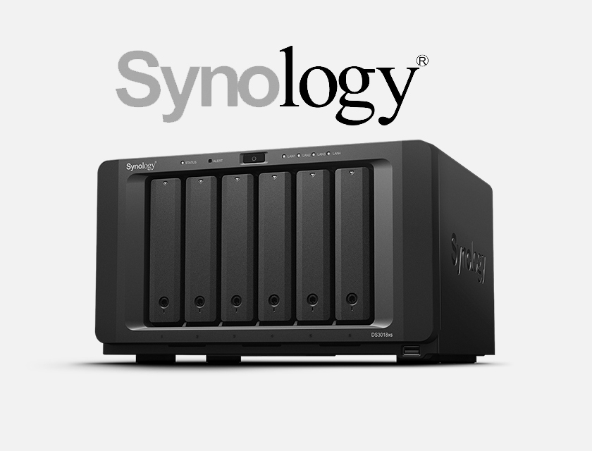 New Synology video
